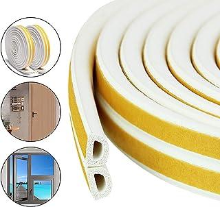 EMAGEREN 2 rollos de cinta de sellado de goma EPDM tipo D
