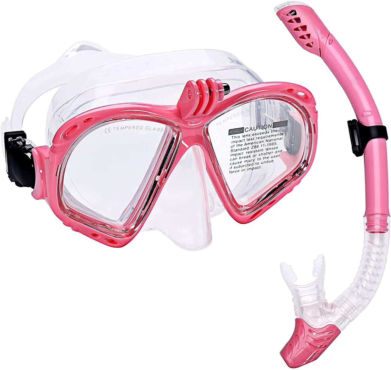 Premium Snorkel Miami Mall Set Adult Snorkeling Mask Diving Swimming Reservation