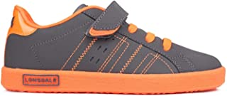 Official Lonsdale Oval Boys Trainers Shoes Footwear
