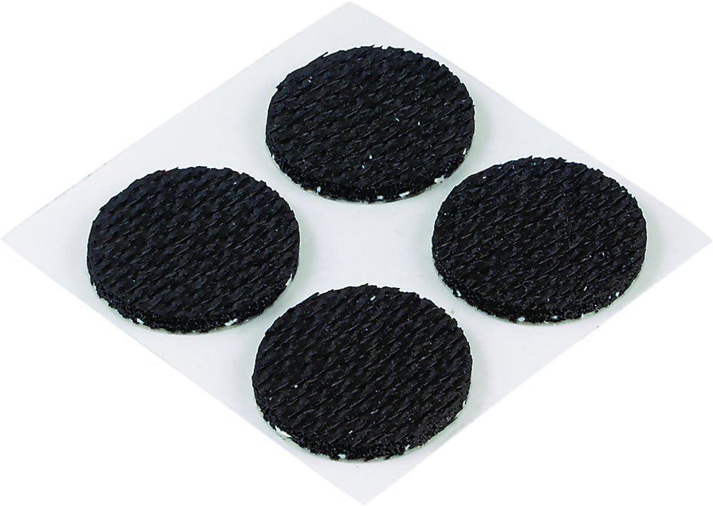 Shepherd Hardware 9973 3/4-Inch Surface Grip Adhesive Foam Non Slip Pads, 12-Pack