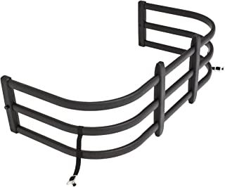 AMP Research 74815-01A Black BedXTender HD Max Truck Bed Extender for 2007-2018 Silverado & Sierra with Standard Bed,Large