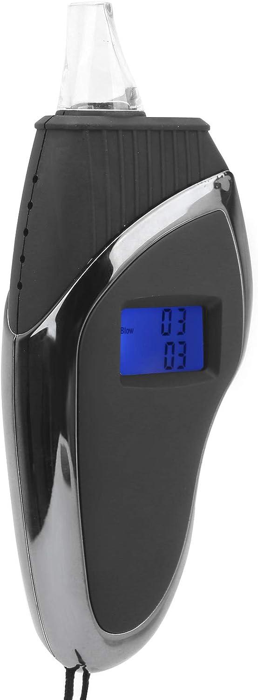 Tomanbery Max 72% OFF Breathalyzer Wine Tester LCD mart Energy Mul Saving Display