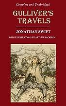 arthur rackham gulliver's travels