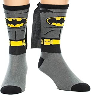 Batman Socks DC Accessories - DC Socks Batman Accessories - Batman Gift