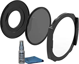 Haida M15 Filter Holder System for Fuji XF 8-16mm f/2.8 R LM WR Lens 150mm Filter System and M15 Circular Polarizer