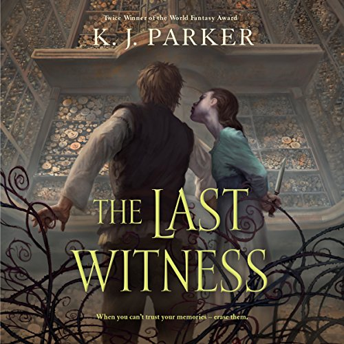 The Last Witness cover art