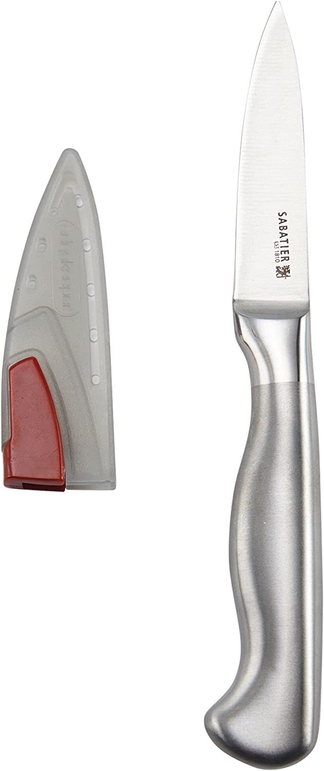 Sabatier Stainless Steel Hollow Max 76% OFF Handle EdgeKee Paring price with Knife