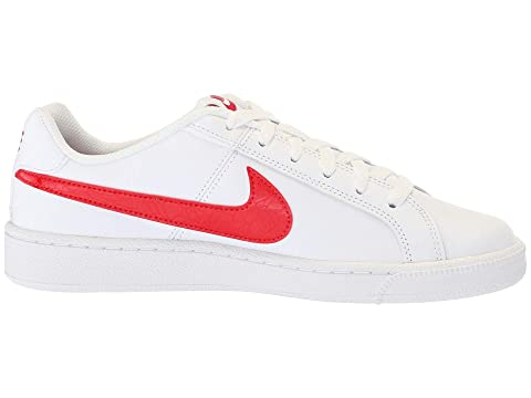 nike court royale red swoosh
