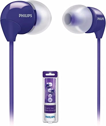 Philips SHE3590PP 音楽カラーインイヤーヘッドフォンイヤホン SHE3590 Purple [並行輸入品]