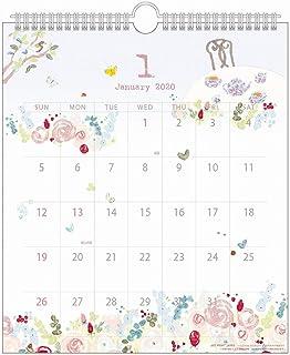 アートプリントジャパン 2020年 いわぶちさちこ(30角)カレンダー vol.104 1000109314