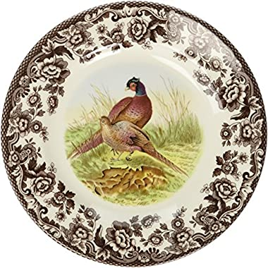 Spode Woodland Pheasant Salad Plate
