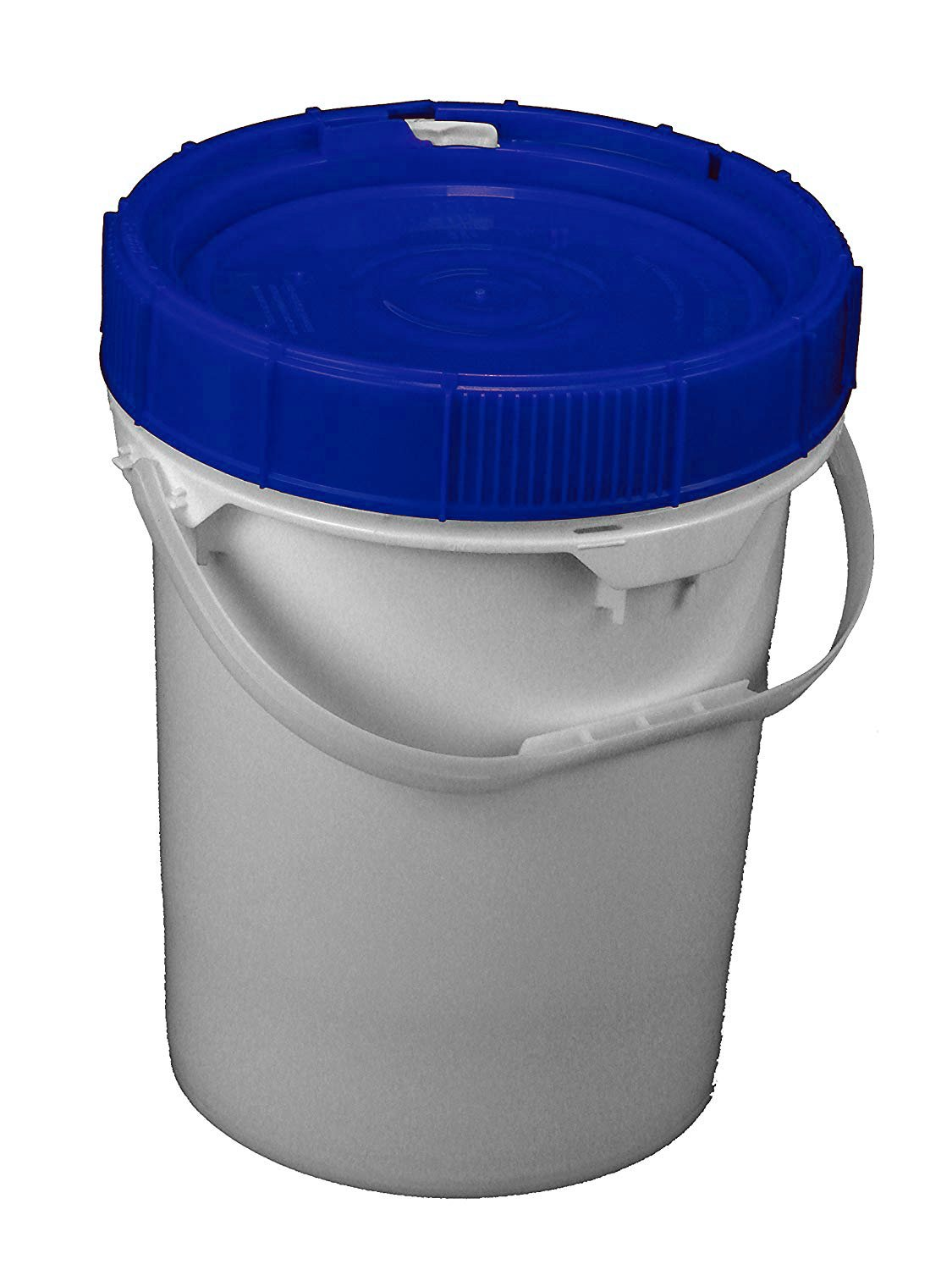 Life Latch 5 Gallon Screw Top Free shipping / New Food - Grade Blue Directly managed store Lid with Bucket