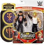 The Undertaker V Jeff Hardy Championship Showdown Series 1 WWE Mattel figuras básicas de lucha libre