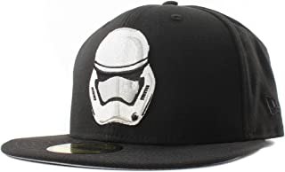 New Era Storm Trooper 59fifty Fitted Cap Special Limited Edition Star Wars Mens