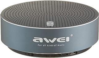 Awei Y800 Bluetooth Wireless Stereo Speaker - Grey