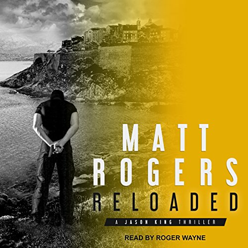 Reloaded audiobook cover art