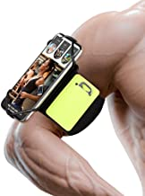 HUAPPNIO 360° Rotation Arm Band for Cell Phone Suitable for Samsung Galaxy S10 S9 S8 A8 Green