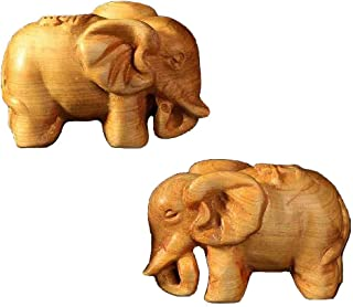 Best wooden elephant ornaments collectables Reviews