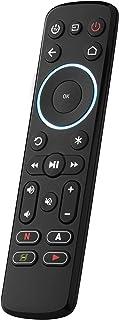 Mando a distancia universal para streaming One For All - Controla hasta 3 dispositivos: cajas de streaming (Roku, Apple TV, entre otras) TV y barras de sonido - Función de aprendizaje - Negro – URC793