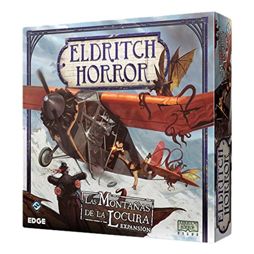 Eldritch Horror: Las mont