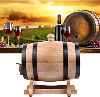 Tonneau de Vin en chêne Fût de chêne Barillet vieillissement de whisky en utilisant chêne blanc Handcrafted, for la bière ...
