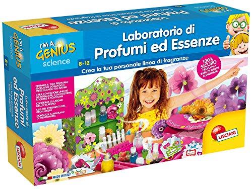 Lisciani Giochi I'm a Genius Science Laboratorio di Profumi ed Essenze, 56354