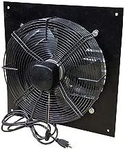 Canarm Exhaust Shutter Fan - 16in. Dia. 1800/2000/2300 CFM, 1/8 HP, Model Number XFS16