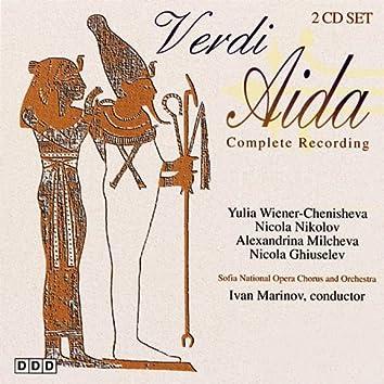 Verdi: Aida Complete Recording