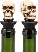 Best skull wine bottle stopper Reviews
