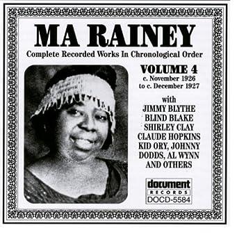 Ma Rainey Vol. 4 (1926-1927)