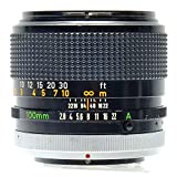 Canon FD 100mm F2.8 F/2.8 S.S.C