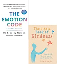 Emotion Code and Little Book of Kindness [Flexibound] 2 Books Collection Set
