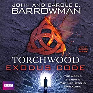Torchwood: The Exodus Code cover art