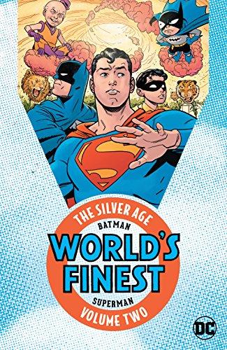 Batman & Superman in World's Finest: The Silver Age Vol. 2 (World's...