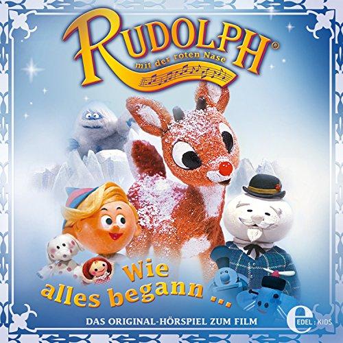 Rudolph mit der roten Nase: Wie alles begann Titelbild