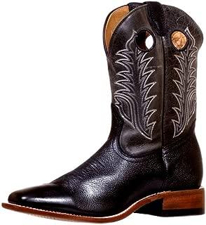 Men's Challenger Sporty Cowboy Boot Square Toe - 7759