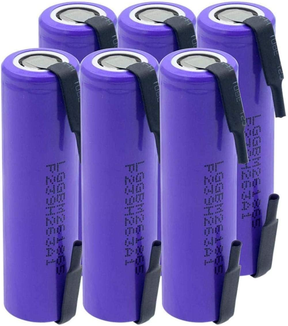 3.7v 2600mah Battery Max 57% OFF High Drain Batteri Lithium Recommended Rechargeable 10a
