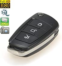 keychain car remote spy camera
