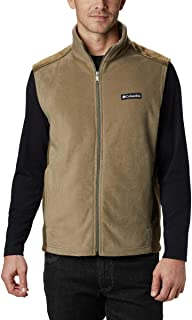 Men's Steens Mountain Classic Fit Soft Fleece Vest