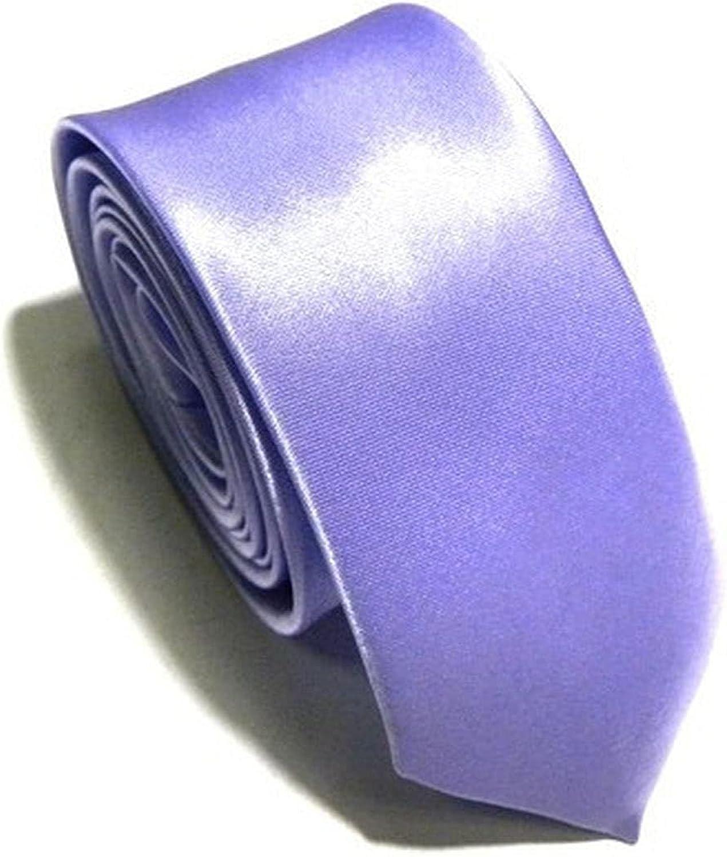 35 Colors New Mens Stylish 5cm Skinny Solid Color Neck Tie Necktie You Pick Gravata Corbata Fashion