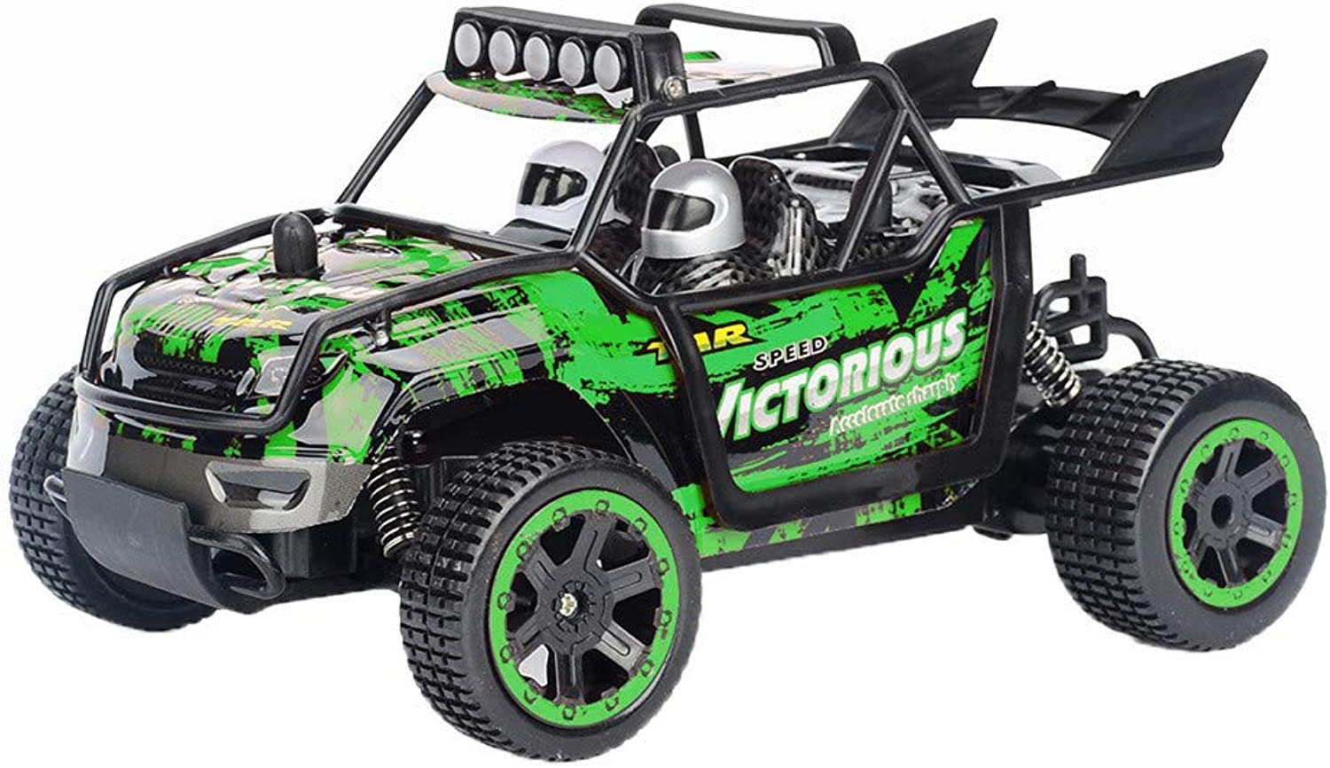 Cimaybeauty 1 20 Scale RC Car Off Road Vehicle 2.4G Radio Remote Control Car Racing