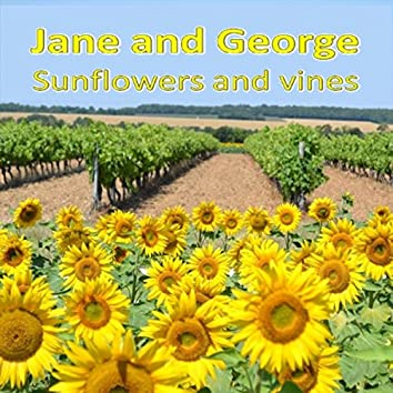 Sunflowers and Vines