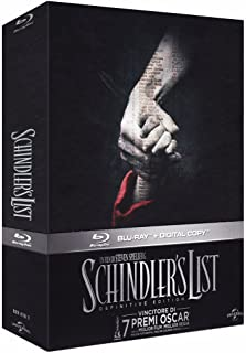 Schindler'S List (Limited Definitive Edition) (Blu-Ray+Dvd+E-Copy+Libro 16 Pagine+3 Cartoline+Poster) [Italia] [Blu-ray]
