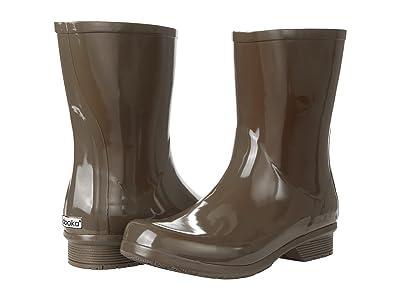 Chooka Polished Mid Rain Boots