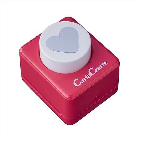 カール事務器 クラフトパンチ ミドルサイズ ハート CP-2