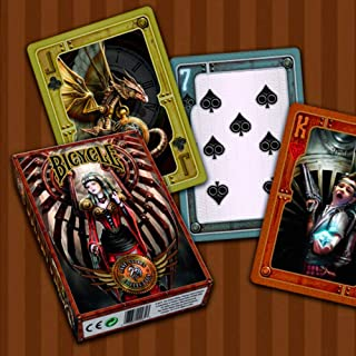 Bicycle Anne Stokes Steampunk - Playing Cards by Bicycle