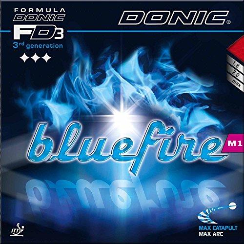 Donic Belag Bluefire M1, 1,8 mm, rot