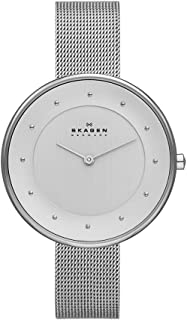 Skagen SKW2140 Reloj Gitte, Análogo, Redondo para Mujer