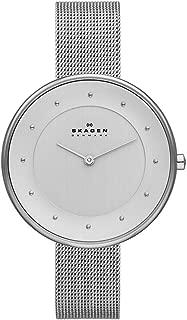 Skagen Women's Gitte Stainless Steel Mesh Casual Quartz Watch