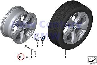 2 X BMW Genuine Bmw La Wheel Streamline 306 Alloy Rim Right 8Jx17 Et:43 X3 28iX X4 28iX